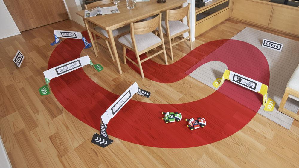 我家没有大别墅,也能玩《马里奥赛车实况》吗?插图(1)
