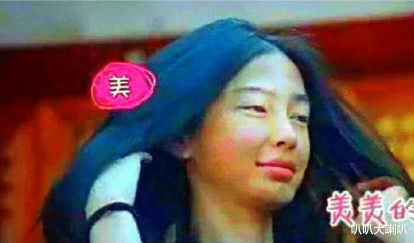 杨颖最想删掉的照片,素颜大嘴都不算什么,最后一张:心疼黄晓明