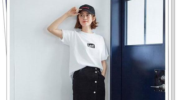 Lee的衣服你有吗?在日本又火了,看看日本女人夏季怎么搭配它们