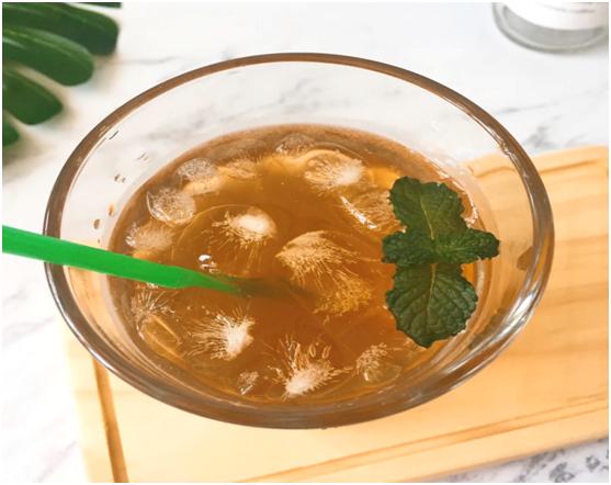 好喝低脂还去水肿的冬瓜茶