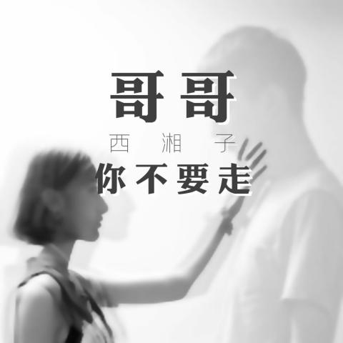 华语流行音乐女歌手西湘子《哥哥你不要