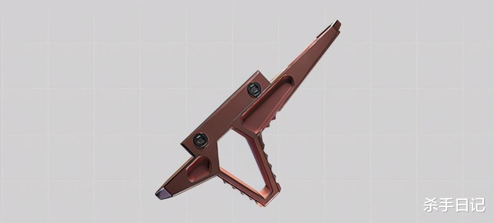 漩涡奇奈_和平精英:钢枪还愁M762压不住?选对合适的握把,直接赢一半-第4张图片-游戏摸鱼怪
