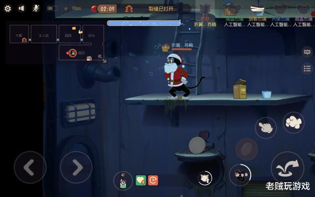 梦幻诛仙师门任务_猫和老鼠:新手耗时90天,自创森林牧场高端玩法,令老玩家佩服