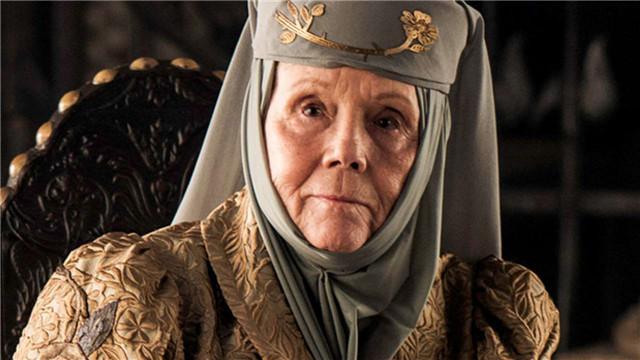 传奇女星戴安娜里格因癌症去世终年82岁
