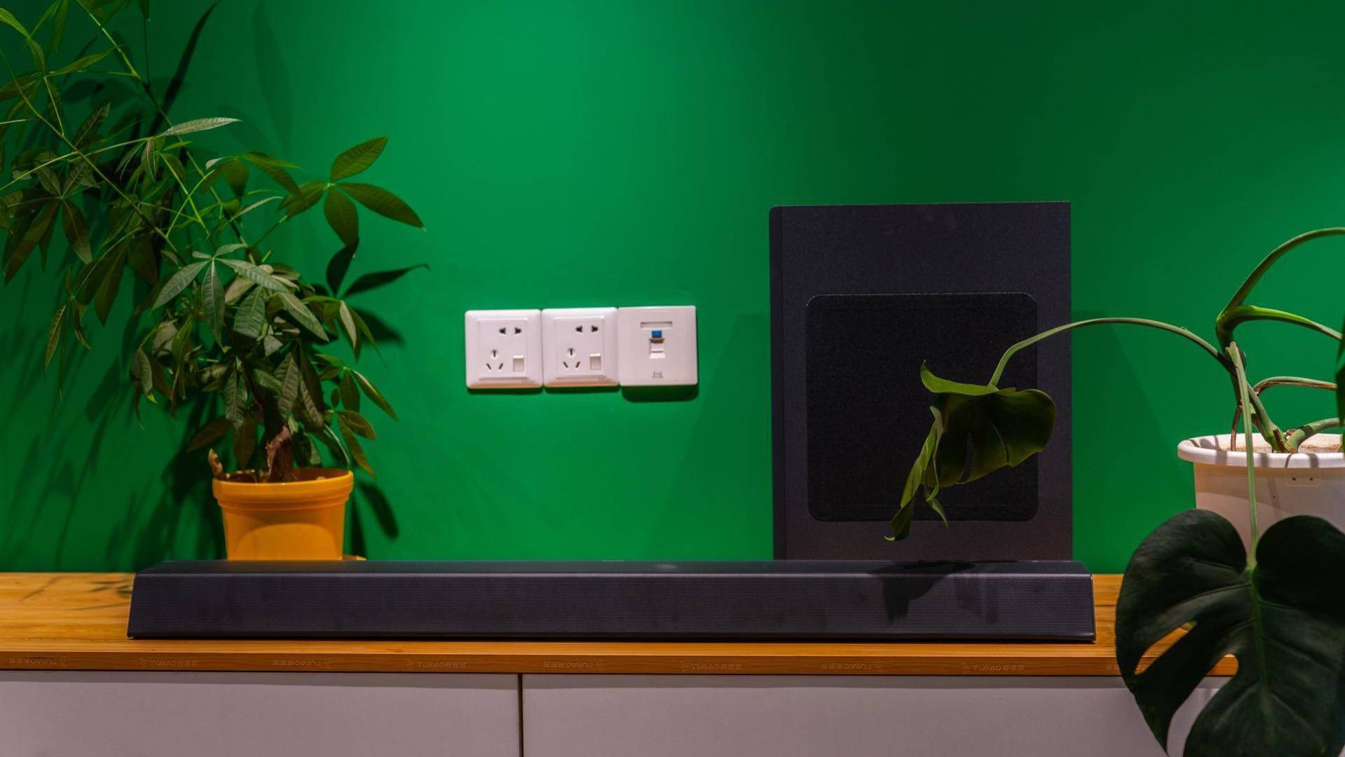快乐如此简单— 飞利浦B8405回音壁家庭影院开箱评测
