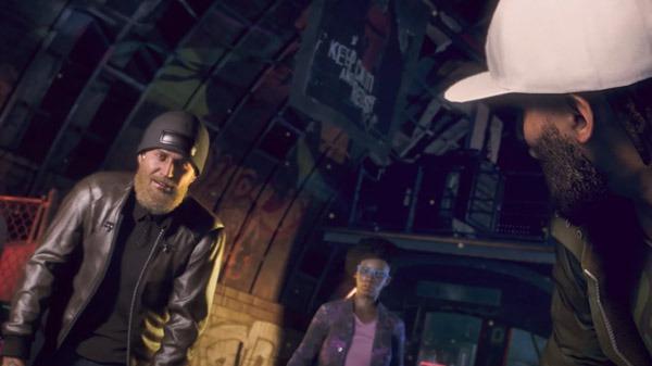"""《【煜星登陆注册】Xbox游戏展示:《看门狗:军团》""""抵抗组织""""预告片》"""