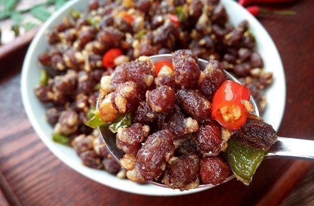 自从学会红豆这样吃,再没用它煮过粥,又香又酥,比花生米还美味 酥红豆 菜谱 美食 美味 花生米 每日推荐  第2张