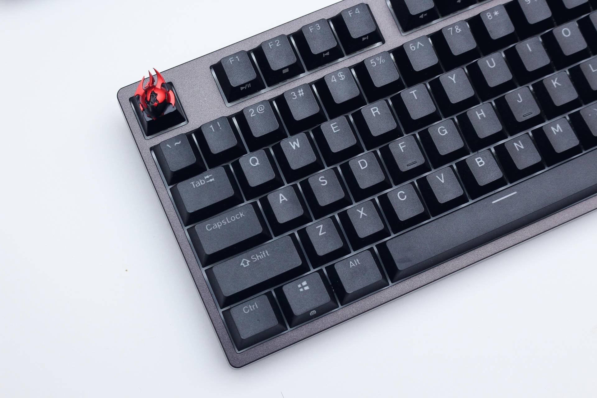 是不是傻,一把键盘的钱只买了一颗键帽?插图(13)