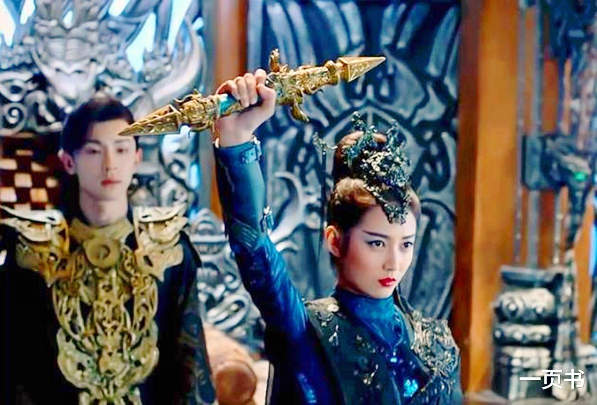 仙侠剧中四大女魔尊,花千骨上榜,第二令东华帝君忌惮,罗喉计都第一