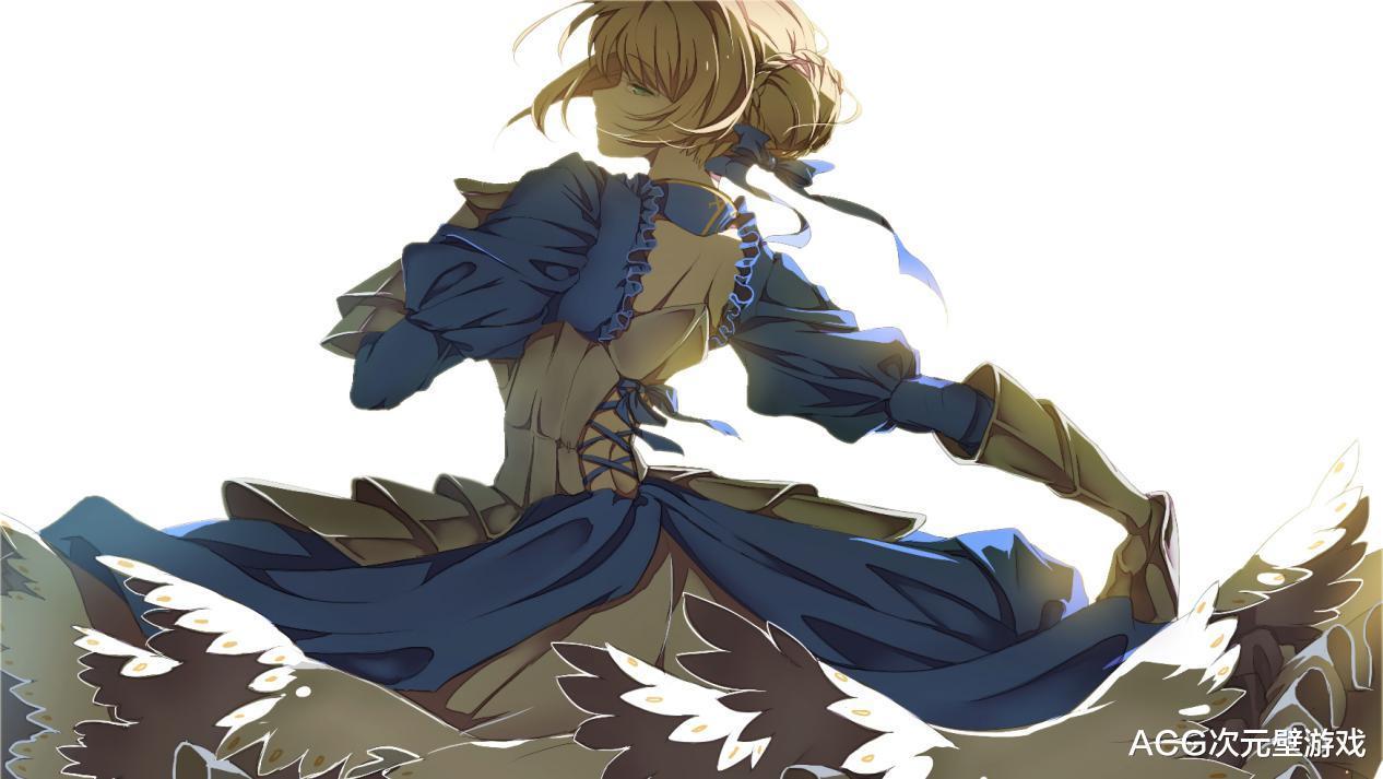 《【煜星代理注册】FGO:剑阶呆毛王强化本解析,能当berserker用?输出能力很强!》