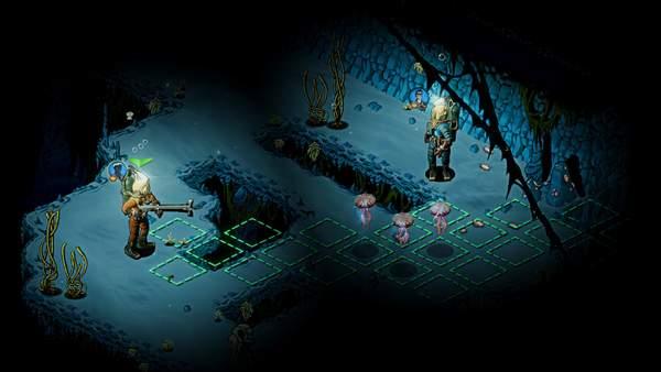dota2测试服_策略RPG《激荡海渊》登陆Steam 将于10月30日发售-第2张图片-游戏摸鱼怪