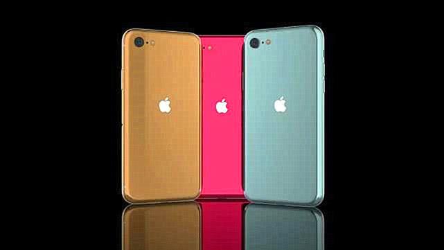 """iPhone9概念图:刘海被取消,定位""""廉价"""",是否值得期待?"""