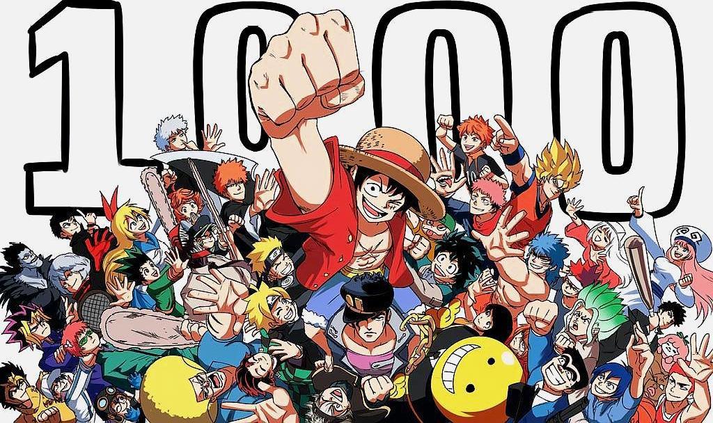漫画 1000