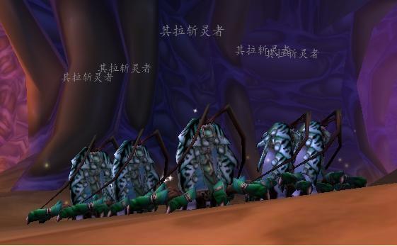 《【煜星在线娱乐注册】《魔兽世界》安其拉克苏恩前的最后一道防线 抱团斩灵者教你做人》