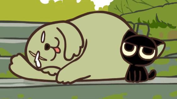 《罗小黑战记》,啊啊啊,怎么会有这么可爱的猫猫