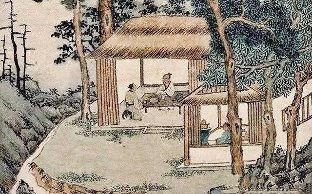 茶道之始,始于养生,寻中国茶文化!