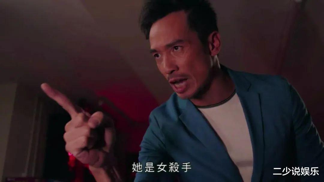 TVB又出神剧,奈何不复当年勇插图6