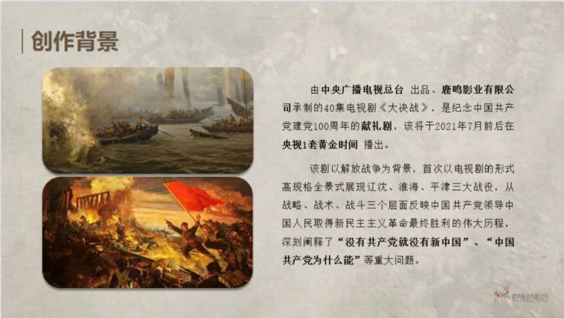 肖战张若昀再合作,客串《大决战》演流亡大学生沈列,老戏骨太多插图14