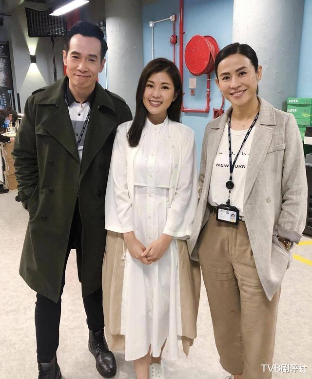 TVB花旦时隔16年出演《陀枪师姐5》回忆涌出冻龄美貌惹人羡慕插图8