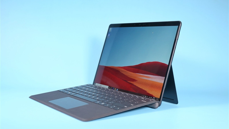 微软满分颜值Surface Pro X评测:最强ARM架构战未来!