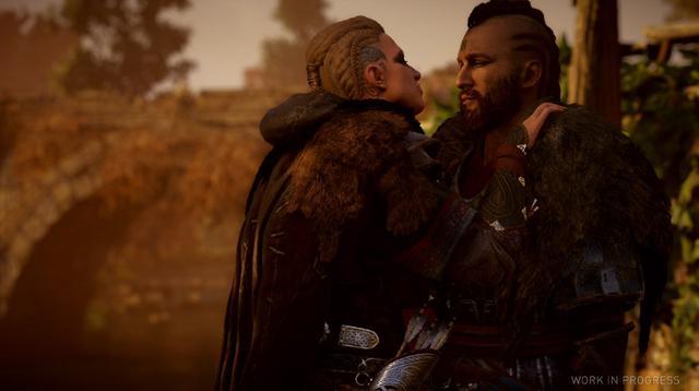 《刺客信条:英灵殿》可随时改变性别 恋爱不受影响 奥德赛 角色游戏 刺客信条 英灵殿 端游热点  第3张