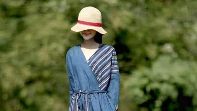 快来清凉一夏,森女系风格清凉解暑,是夏日穿搭的不二之选
