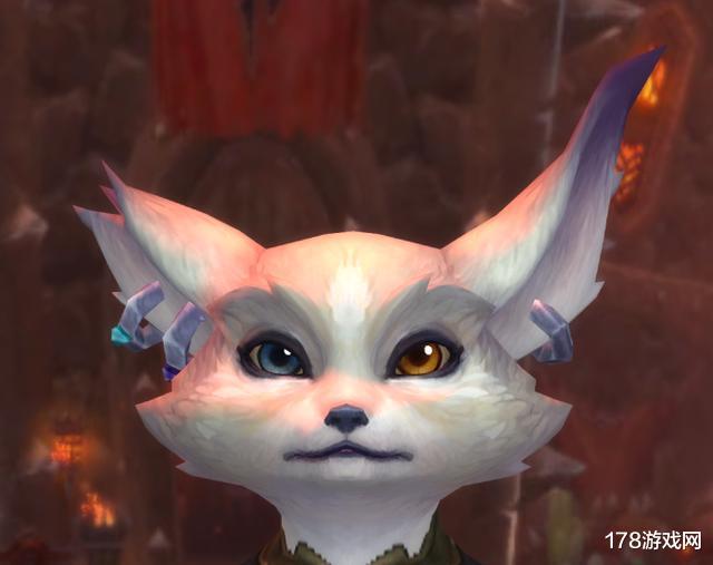 魔兽9.0前瞻:已实装的狐人新瞳色和首饰浏览 耳环 首饰 单机资讯  第46张