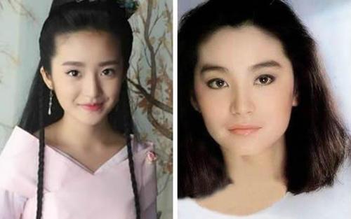 """林青霞""""女儿""""终于长大了!五官气质犹如粘贴复制,重现本尊18岁风貌"""