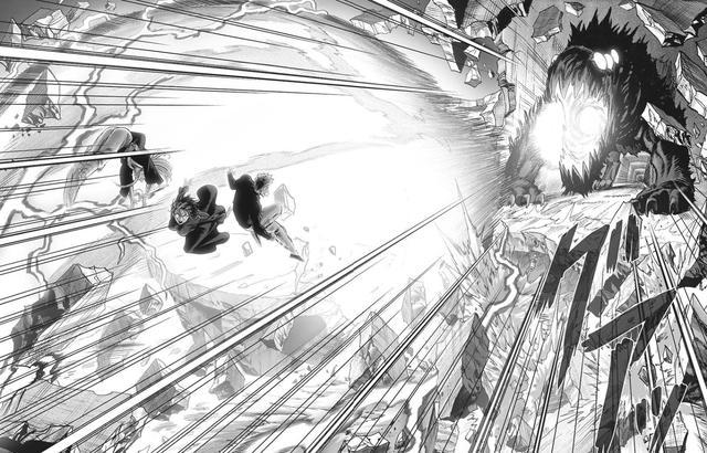 一拳超人:村田疑因吹雪重画,微调赛克斯的身材