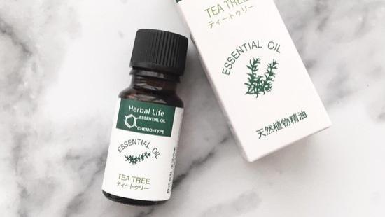 """茶树双拼,呵护一""""夏"""",预防夏季肌肤问题"""