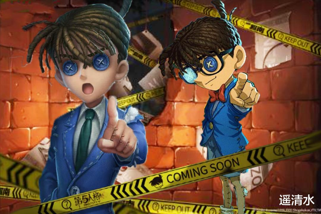 第五人格 来自名侦探的邀约 这样的真相你敢信吗 日本动漫 名侦探 手游热点  第1张