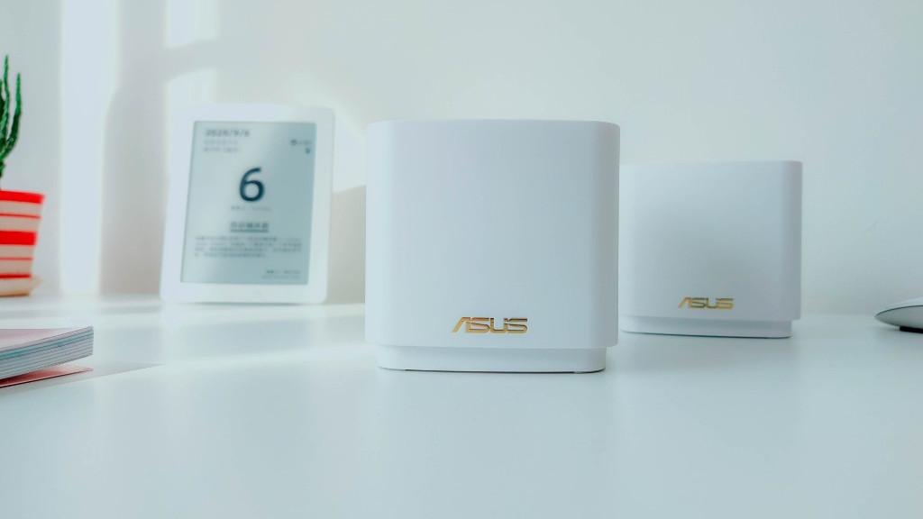 华硕入门级WiFi6 Mesh路由,华硕灵耀AX魔方评测:普通用户买得起
