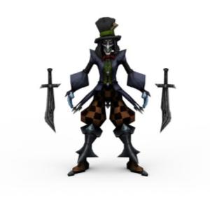 《【煜星娱乐主管】LOL:现在版本恶魔小丑究竟怎么出装?半肉还是刺客?如何选择最优?》