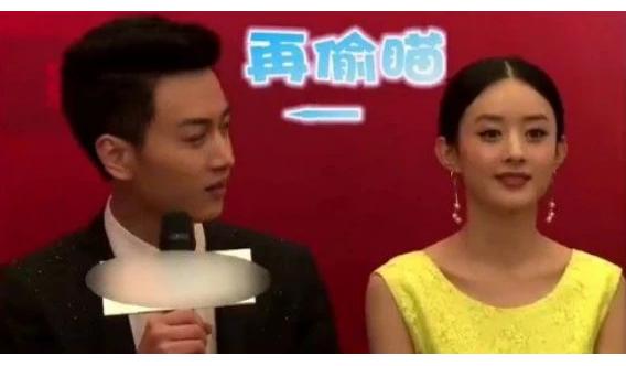 赵丽颖、陈晓亲密照疯传,秘密关系被曝光?网友:我没看错吧