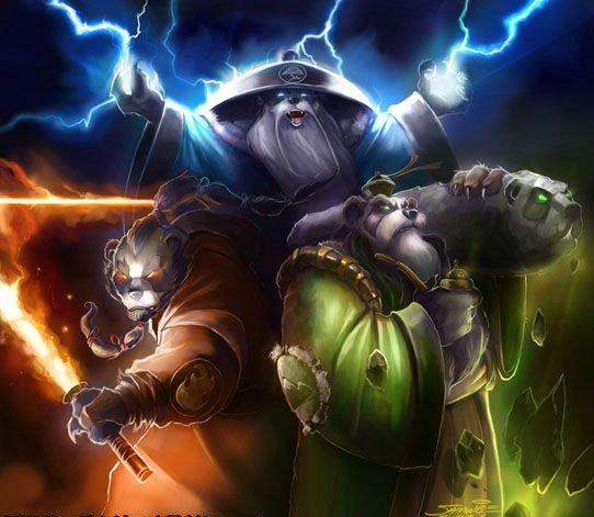 《魔兽争霸3》:在你心目中,四大英雄变身大招,哪一个最厉害? 熊猫酒仙 魔兽争霸Ⅲ 单机资讯  第3张