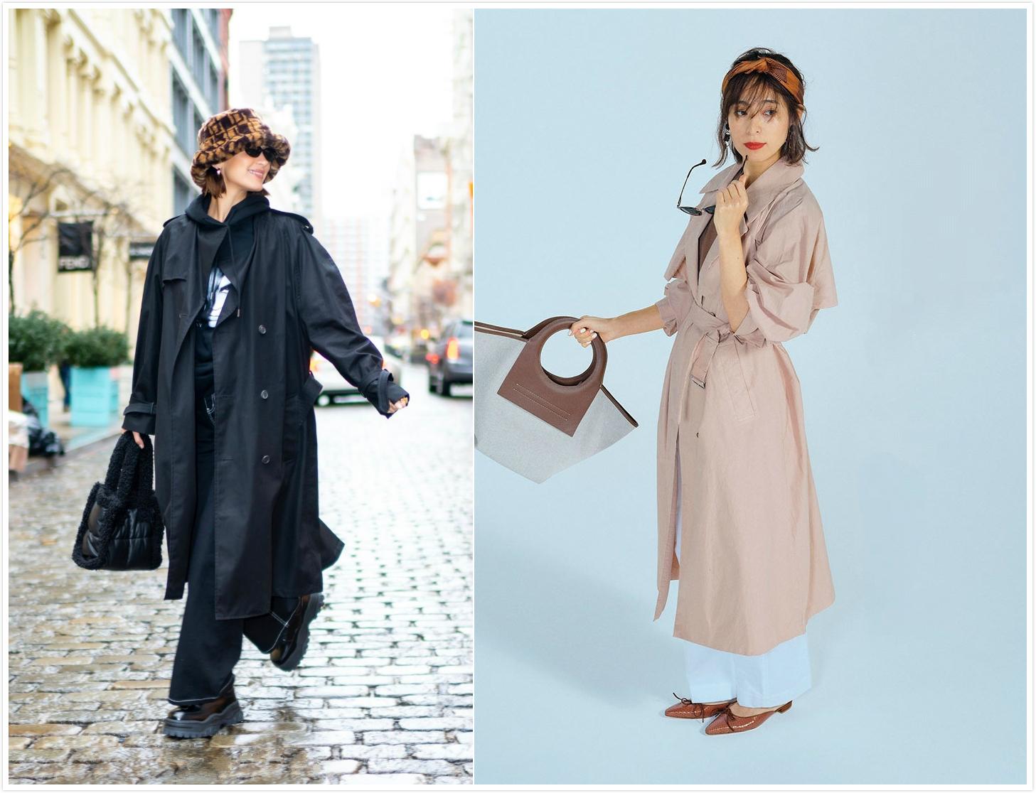 流行趋势再怎么变,这4款外套都永远不过时!经典又好穿!