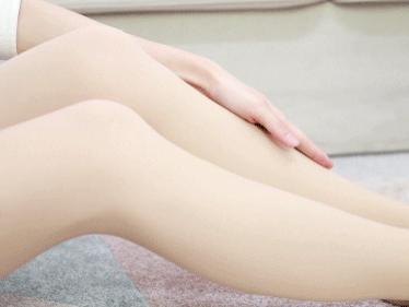 神器打底,丝袜,双腿,穿着,效果
