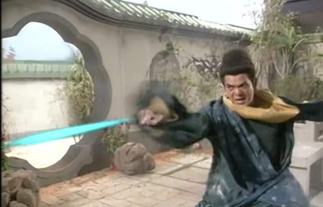 武俠劇中未嚐一敗的八大劍法,六脈神劍第七,第一能凝固空間