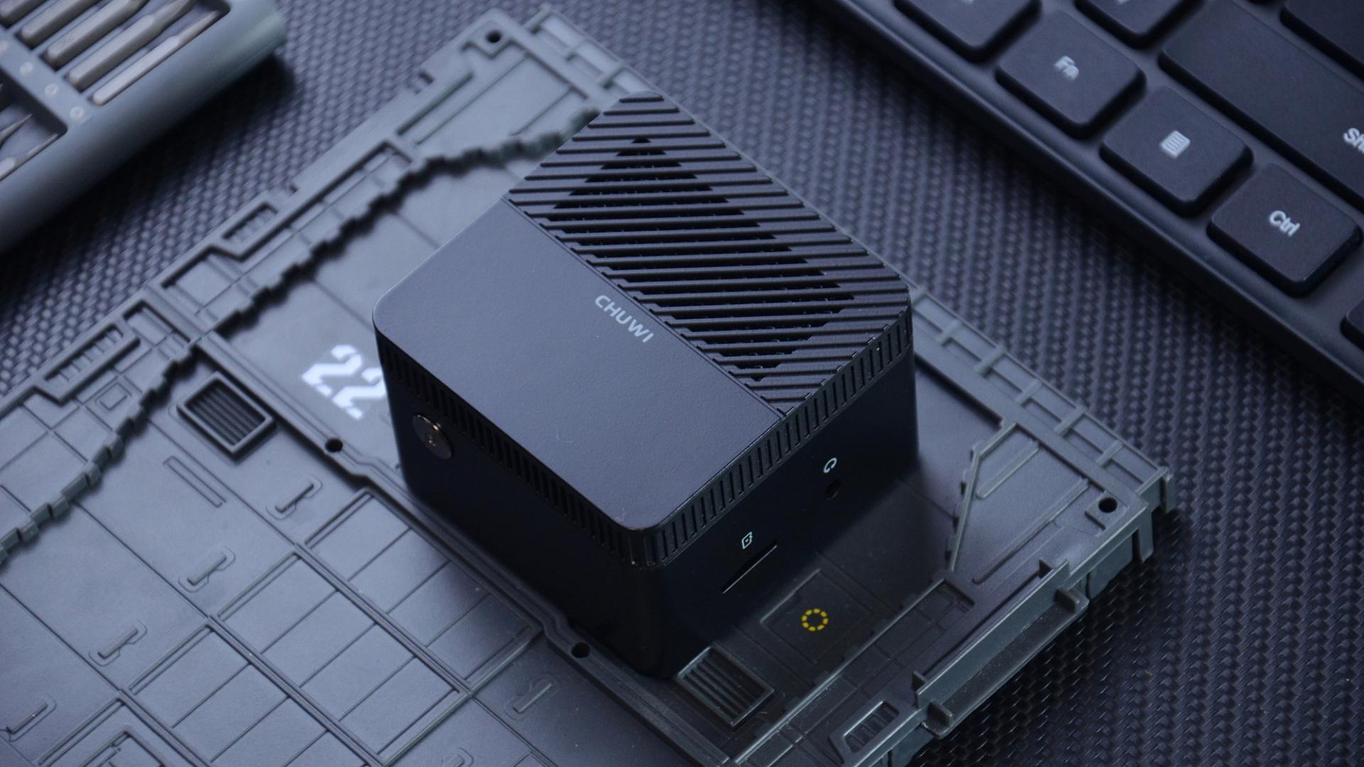 国产迷你PC主机评测:128GB,搭载四核处理器,仅掌心大小