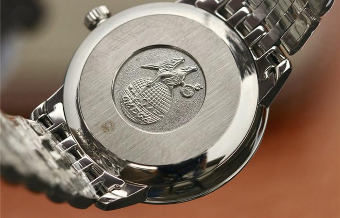 fifa07补丁_MKS厂欧米茄碟飞典雅系列腕表对比正品-第7张图片-游戏摸鱼怪