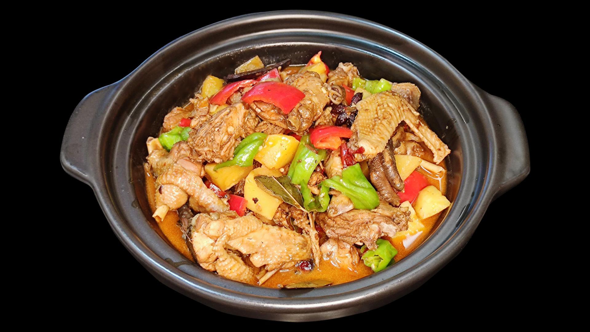 今晚吃鸡,大盘鸡的香料包配方,20年一级大厨教你烧鸡的全部秘诀