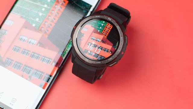 荣耀运动手表GS Pro首发评测:25天超长续航彰显硬汉本色