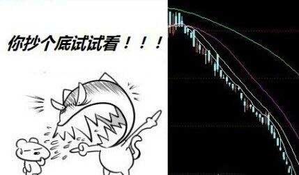 如何知道一只股票已经跌倒了阶段性底部?