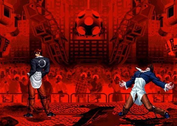 《【煜星登陆注册】《拳皇》:97八神和暴走八神有什么区别,为何一个被禁一个却不被禁?》
