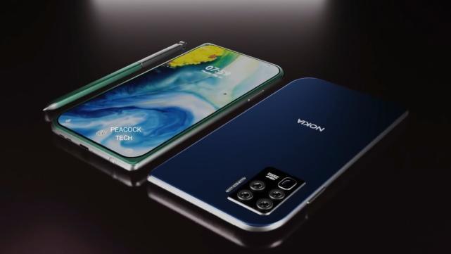 诺基亚76105G旗舰手机曝光:前置摄像头为4400万像素 好物评测 第7张