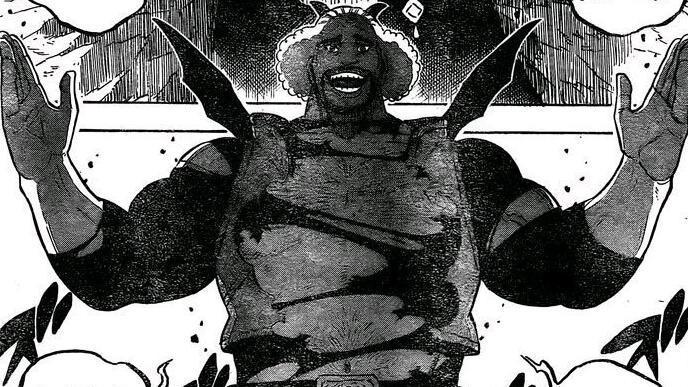 黑色五叶草第247话分析:四位精灵守护战败,拉克遭受重创!