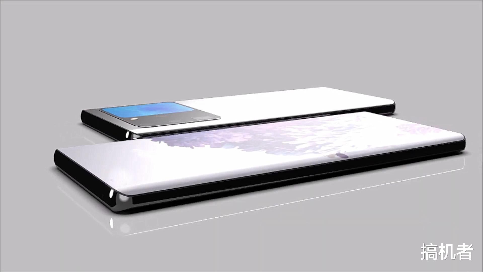 华为Mate50Pro设计理念超前,采用前后无打孔双屏幕的设 好物评测 第3张