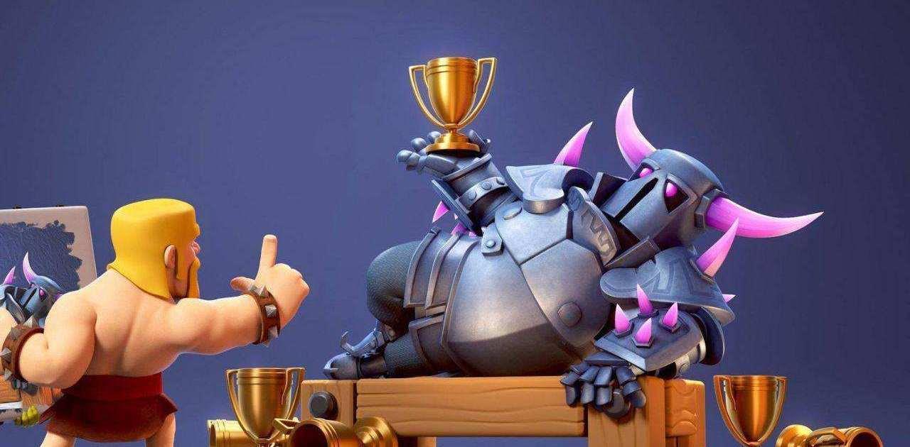 《【煜星娱乐注册】皇室战争:本赛季失衡性调整谁是最大赢家?比惨大会现在开始》