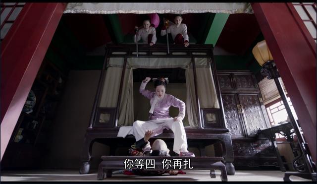 """刷新金庸剧翻拍最低评分,新版鹿鼎记,把小宝演成了""""小丑"""",反派演成了""""傻子""""!插图32"""