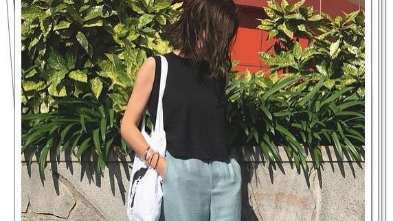气质太美!40岁女人夏天这么穿,优雅又休闲!日系穿搭示范